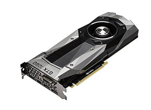 『MSI NVIDIA Pascalアーキテクチャー採用 GeForce GTX 1080搭載グラフィックボード GEFORCE GTX 1080 FOUNDERS EDITION』の4枚目の画像