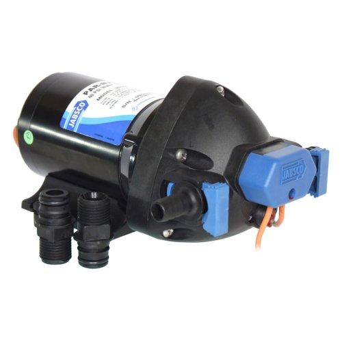 Jabsco 32600-0092 PAR-MAX Bomba de presión de Agua – 3.5 GPM, 12 V, 40 PSI