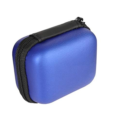 XUSUYUNCHUANG Caso Impermeable for Xiaomi Yi 4K for GoPro héroe 8 7 6 5 4 for SJCAM Sj4000 for EKEN H9 Accesorios portátil Mini Bolso de la Caja la cámara del Deporte (Colour : Blue)