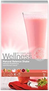 oriflame wellness shake ingredients