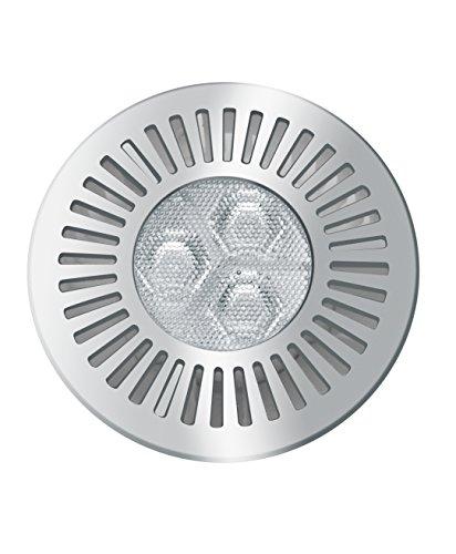Osram 73133 TRESOL Éclairage LED encastrable 4,5 W/220-240 V Lumière blanche chaude