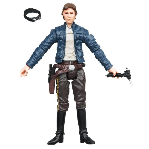 Star Wars The Empire Strikes Back The Vintage Collection - Han Solo - Bespin Outfit Figur