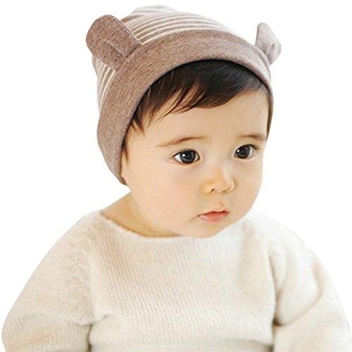 Etosell - Chapeau - Bébé (garçon) 0 à 24 mois kaki