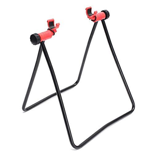 HIUHIU Mountain Bike Road Bike e Vertical Display Stand Wheel Bicycle Repair Stand Bicycle Repair Stand Bracket