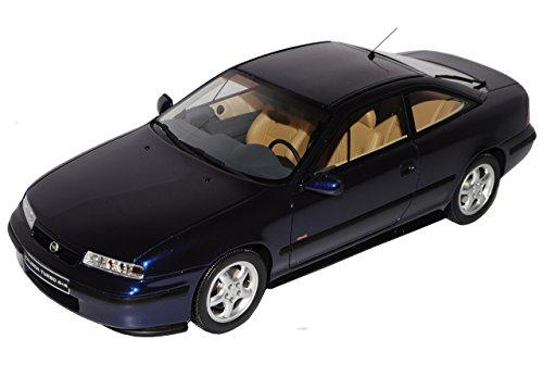 Opel Calibra Coupe 4x4 Keramik Blau 1989-1997 Nr 689 limitiert 1 von 1250 1/18 Otto Modell Auto