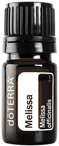 Doterra - Melissa Essential Oil - May Help To Support A Healthy Immune System, Calms Tension And Nerves, Promotes Feelings Of Relaxation; For Diffusion, Internal, Or Topical Use - 5 Ml