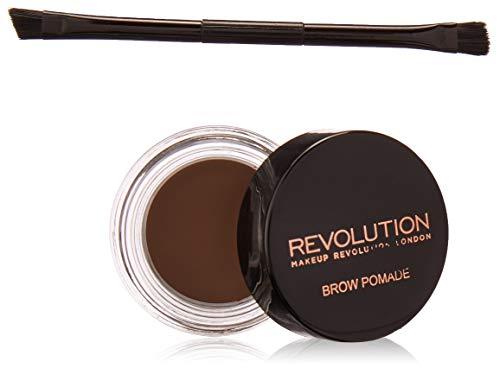 MAKEUP REVOLUTION Brow Pomade Medium Brown, 3 g