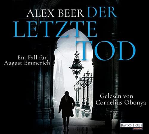 Buchseite und Rezensionen zu 'Der letzte Tod' von Alex Beer