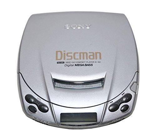 Sony D-191 Discman , Mega Bass