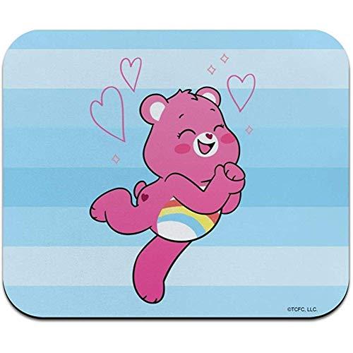 Mausunterlage Mauspad rutschfeste Pflegebären Entsperren Sie Die Dünne Mausunterlage Mousepad-9,8 X 11,8 Zoll des Magic Cheer Bear Low Profile