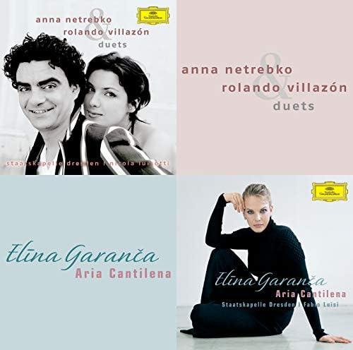 Anna Netrebko, Rolando Villazón & Elīna Garanča