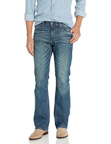 Levi's 527 Slim Bootcut Fit Men's Jeans, Bedside Blues, 34W x 32L