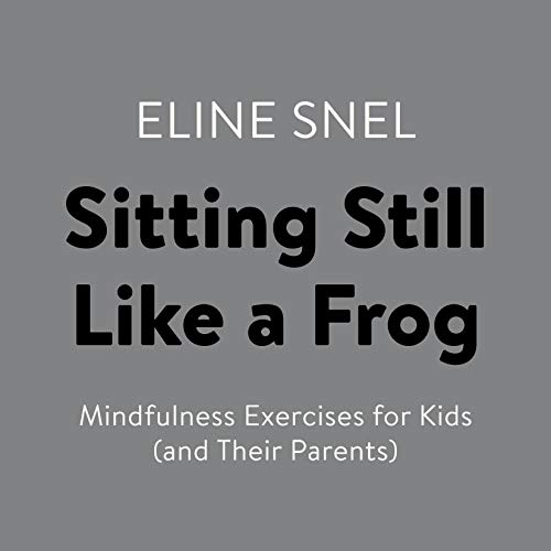 Page de couverture de Sitting Still Like a Frog
