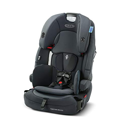 Graco Tranzitions SnugLock 3 in 1 Harness Booster Seat, Sutherland