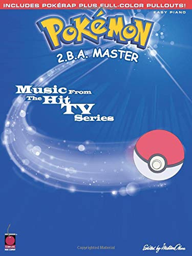 Pokemon 2.B.A. Master: E-Z Play Songbook (Piano-Fun!)