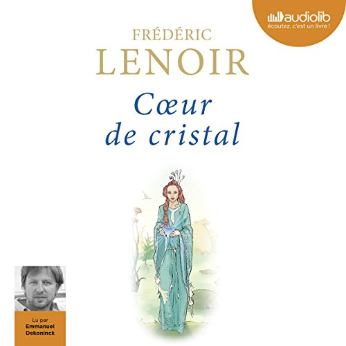 Cœur de cristal audiobook cover art