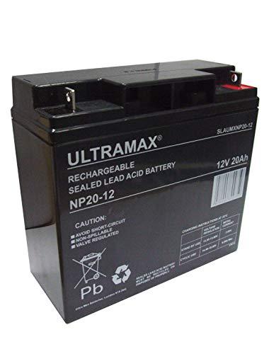 Ryobi Mower RIDER 12V 20Ah Lawn and Garden Replacement Ultramax Battery
