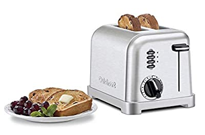 <strong>Cuisinart Metal Classic 2-Slice Toaster | Best Slice Toaster</strong>