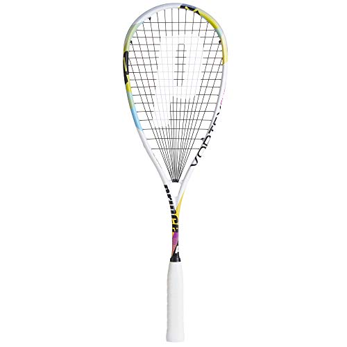 Prince Vortex Elite 600 Squash Raquette (diverses Options) (1 Raquette)
