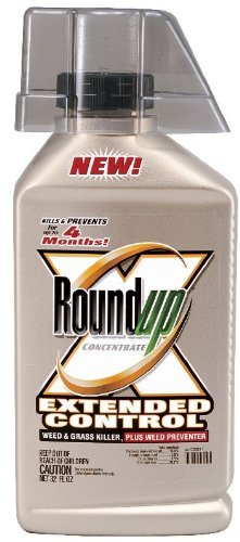 Roundup Extended Control Weed & Grass Killer 18.0% Glyphosate, 0.73% Diquat, 0.3% Imazypic Concentra -  5705010