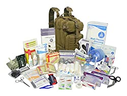 A Basic Medical Kit for a 10-20 Person Shelter