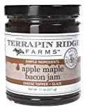 GOURMET BLEND: A blending of flavors including apples, cinnamon, maple, butter, and bacon make this a delectable gourmet jam. CHEESE TOPPER: Makes a great topper for cheese (try it on Brie!). GREAT AS A GLAZE: Use it as a delectable glaze for pork te...