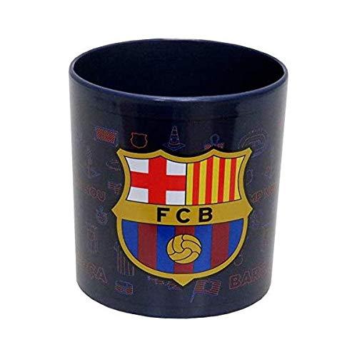 FCB FC Barcelona Tasse en Plastique pour Micro-Ondes Mugs de