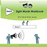 Dolch Sight Words Workbook: for 1st, 2nd, and 3rd Grade | Dolch Sight Words Series | Reading Mastery | 8.5 x 8.5 inches