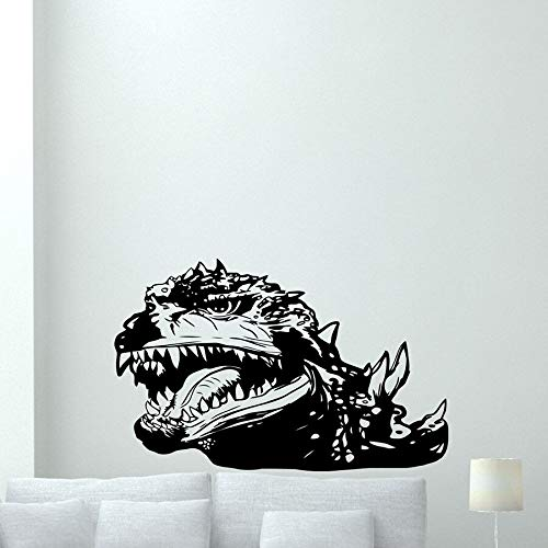 wopiaol Grote Wandklok Stickers X Thema Muursticker Monster 66X42Cm