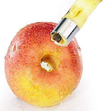 CUSHY Buckdirect Worldwide Ltd. 20 Millimetri in Acciaio Inox Base Frutta Seme di rimozione Corer Pera Corer it Giallo Strumento