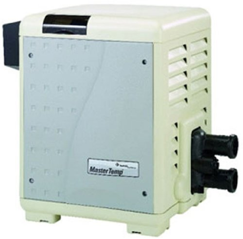 Find Discount Pentair 460731 MasterTemp 200K BTU Propane Gas High Performance Eco-Friendly Heater