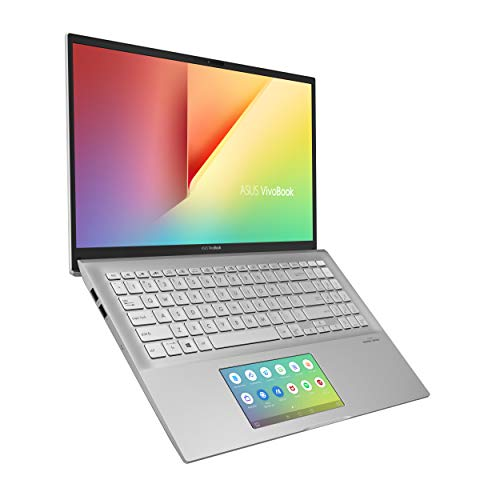 ASUS VivoBook S15 S532FL-BQ702T Intel Core i7 10th Gen 15.6-inch FHD Thin & Light Laptop (8GB RAM/512GB PCIe SSD/Windows 10/2GB NVIDIA NVIDIA GeForce MX250 Graphics/1.8 Kg), Transparent Silver