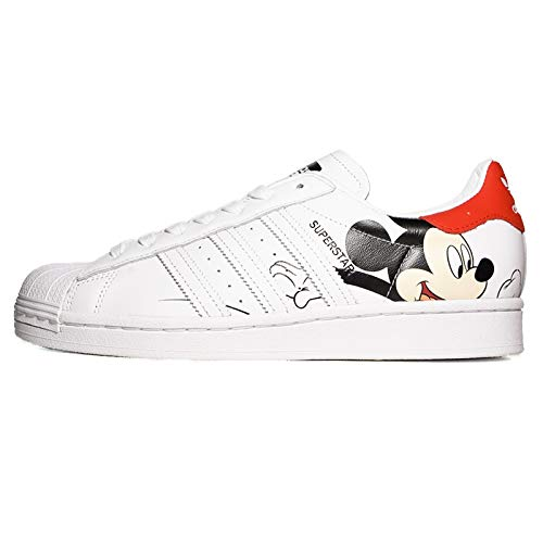 adidas Men's X Disney Mickey Mouse Superstar Casual Shoes