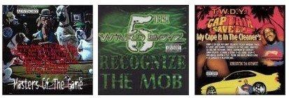 Representing South West [47 TRACKS ON 3 CDs] Captain Save'm, Lil Big, Pimp C, Ant Banks, B-Legit, Four-Tay, 3AD, Big Bear, 5th Ward Boyz, Snoop Dogg, M.C. Eiht, Daz, Spice 1, Kid Frost, Brother Lynch Hung, Mac Dre, E40, Celly Cel, Lighter Shade Of Brown, J.T The Bigga Figga, Mac Mall, Silke, The Delinquents, 187 Fac, The Mossie, L.A. Nash, Don P