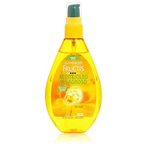 Garnier Cura Capillare, Fructis Aceite Milagroso Sin Aclarado, 150 ml
