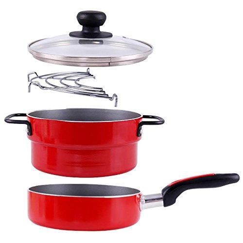 T&G 16cm Pan huis kleine koekenpan anti-aanbakpan pan pan pan soep pot stomer