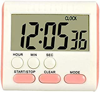 Kitchen-Timers| Magnetic Large Lcd Digital Kitchen Timer With Loud Alarm Count Up& Down Clock 24 Hours 3A Battery Kitchen Timer | By ALILA
