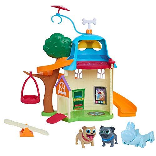 B&R - Playset Doghouse y 2 Figuras (Giochi Preziosi PUY01000)