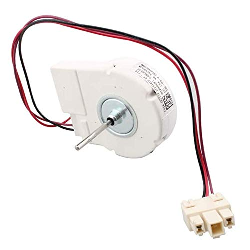 12V 4W BCD-330WTV Freezing Fan Motor 50240401000q ZWF-02-4 Replacement Part for Midea Refrigerator