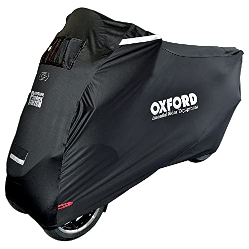 OXFORD - Funda Cubremoto Waterproof Para Maxiscooter De 3 Ruedas