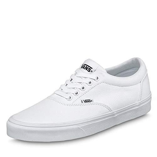 Vans Herren MN Doheny Sneaker, Weiß ((Triple White) White W42), 43 EU