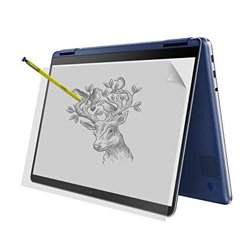 Thorani 2X Protector de Pantalla Paper-Feel para laptops de 14' (16:9) - Película de TPU Mate para Escribir y Dibujar como en Papel, Compatible con lápices y Stylus estándar
