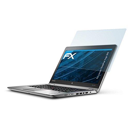 atFoliX Lámina Protectora de Pantalla Compatible con Lenovo ThinkPad Yoga 460 Película Protectora, Ultra Transparente FX Lámina Protectora (2X)