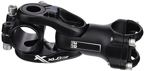 XLC Unisex– Erwachsene Comp A-Head Vorbau ST-T15 Alu, Schwarz, One Size