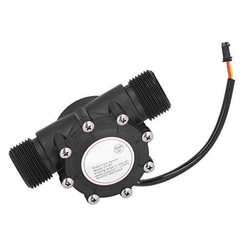 Sensor, interruptor de sensor de agua Medidor de fácil instalación Contador de caudalímetro Impermeable para piscina Medidor para control comunitario