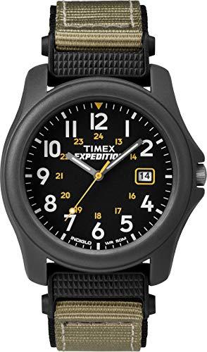 Timex Expedition T425714E - Reloj de Cuarzo para Hombres, Multicolor