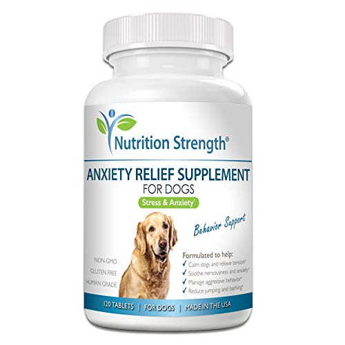 Top 10 best selling list for l-tryptophan supplements for dogs