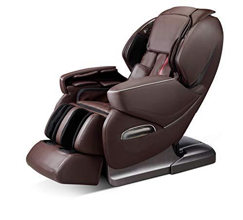 Trade-Line-Partner MASSAGESESSEL Supreme für Ihr Wohlbefinden - braun - medizinischer Fernsehsessel und Massagestuhl Ausführung für Absolute Entspannung.