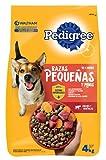 PEDIGREE Alimento para perros adultos de Razas Pequeñas 4kg