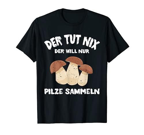 Hombre El 'TUT NIX DER WILL SOLO PIZE'. Camiseta